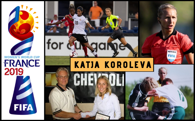 Way to go, Katja!
