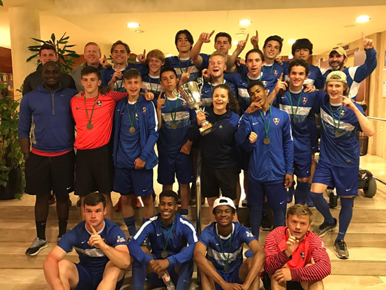 '99 BODP Team Wins in Spain