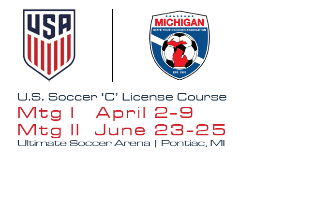 MYSA to host U.S. Soccer Federation 'C' License Coaching Education Course