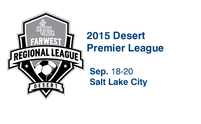 2015 Desert Premier League Kicks off in Salt Lake