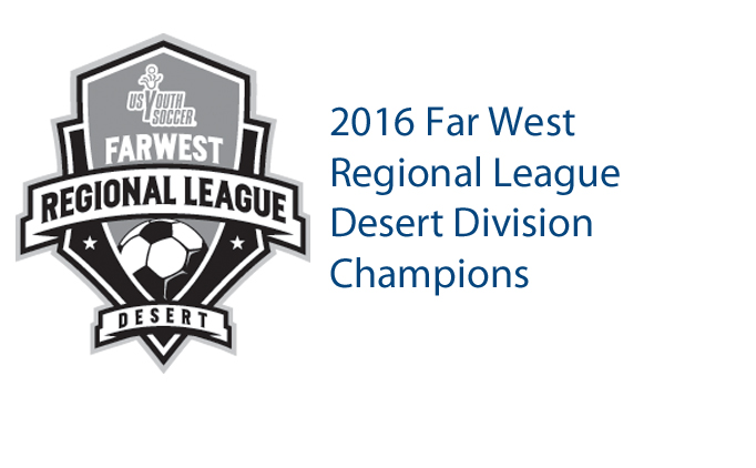 Champions crowned for 15-16 Desert Premier League