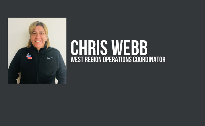 West Region Names Operations Coordinator