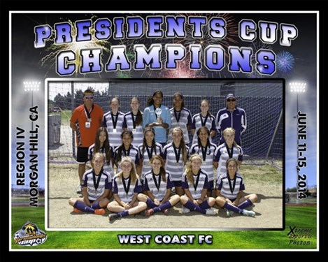 WEST COAST FC