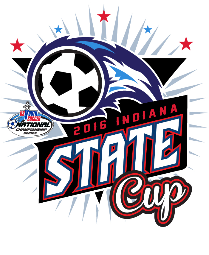 16 Indiana State Cup Logo