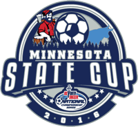 2016 Minnesota State Cup Logo