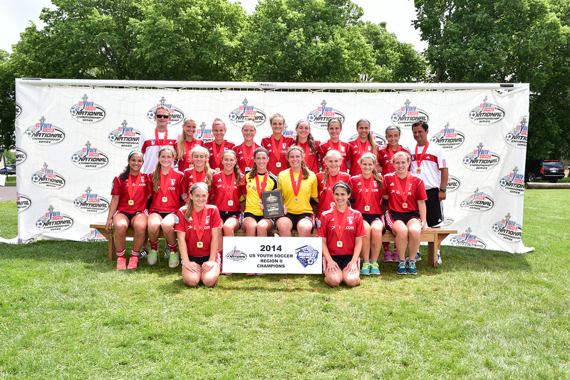 Girls U16 CHAMPS (0119)-------FC United Select (IL) (SC)-L