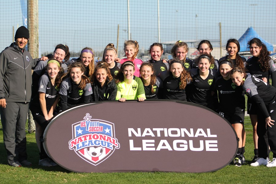 2018 15U Girls Preview | US Youth Soccer Championships