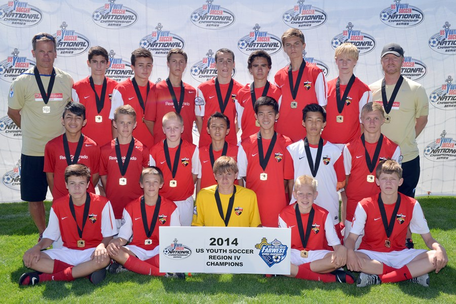 FWR14-U14B (CO) Real Colorado National 99-00