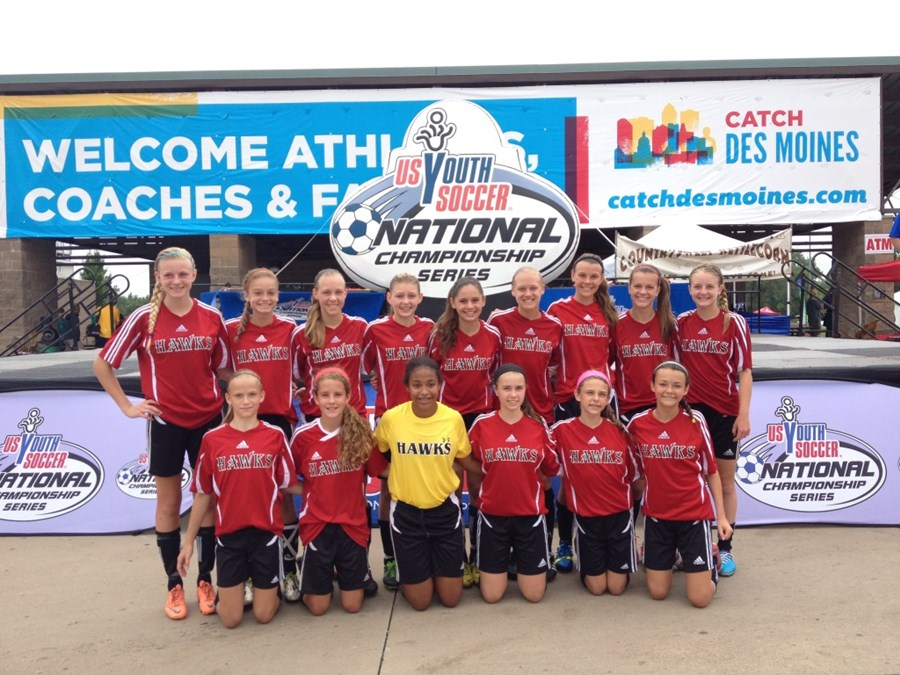 RII_U13G Michigan Hawks (MI)