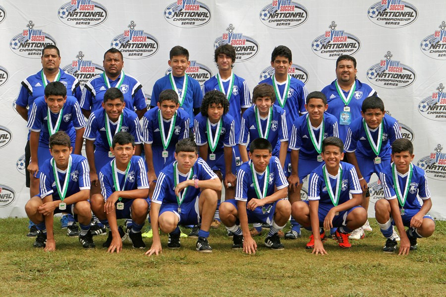 U14 Boys - 2nd - Inner City Mana 00 (S-TX)