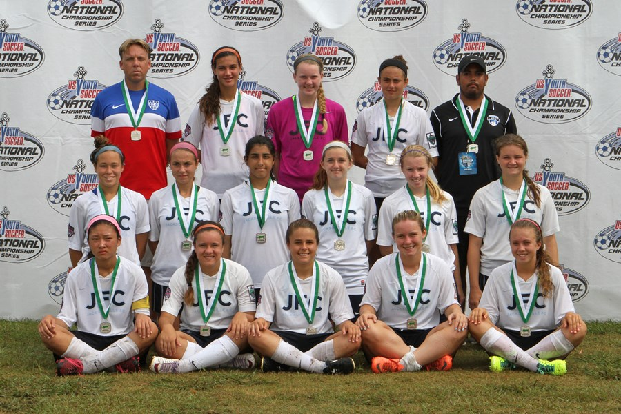 U15 Girls - 2nd - Jacksonville FC 98-99 Elite (FL)