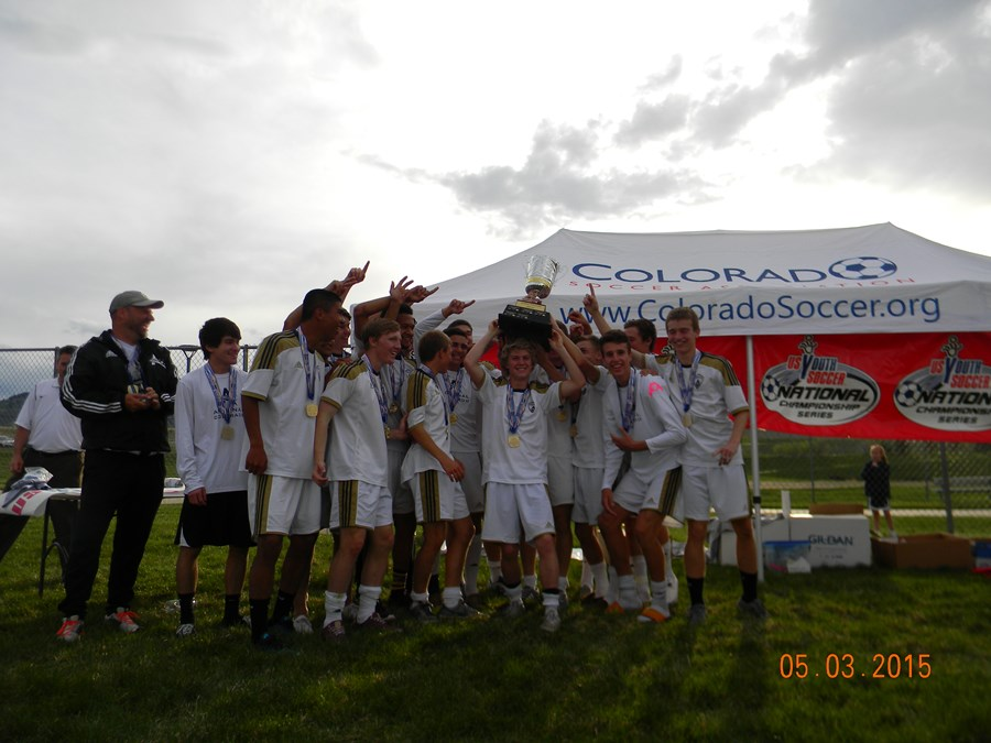 U17B Arsenal Gold Champs