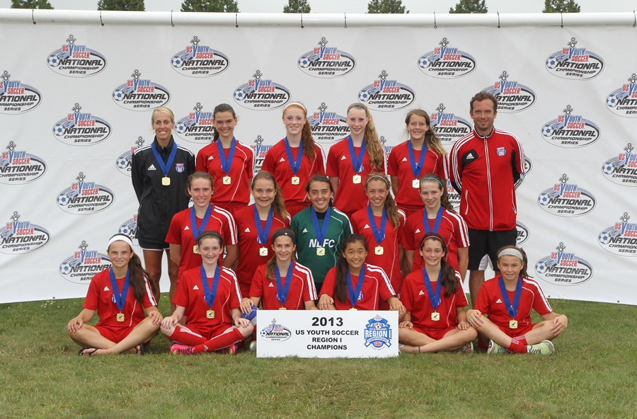 Under-13 Girls, NEFC Elite (MA)