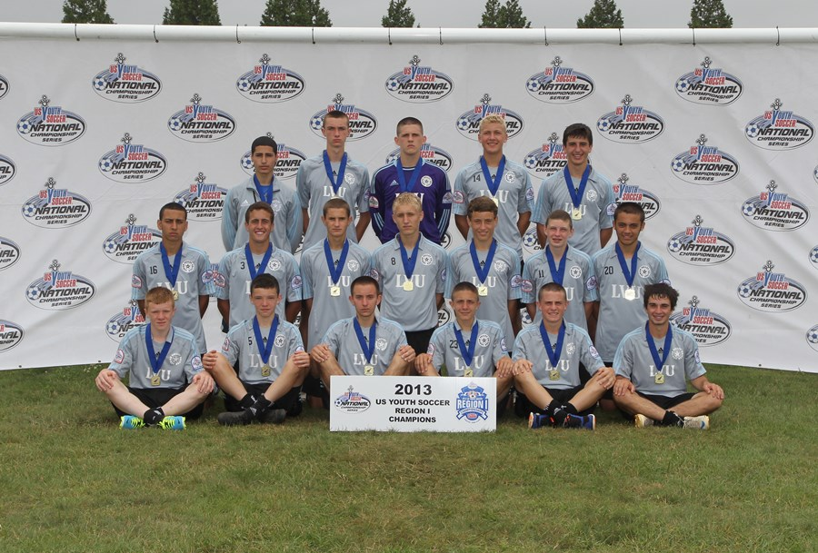 Under-15 Boys, Lehigh Valley United (PA-E)