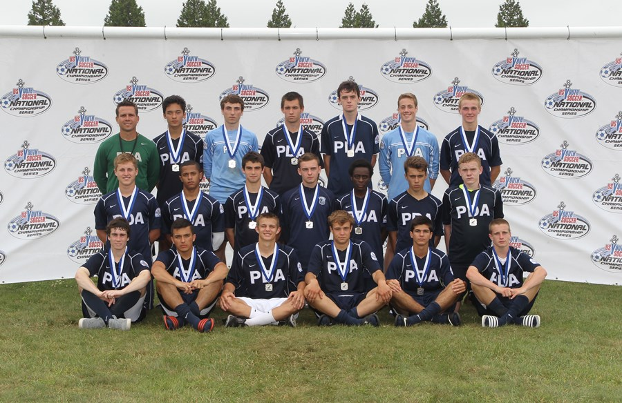 Under-17 Boys Rep, PDA McGeough (NJ)