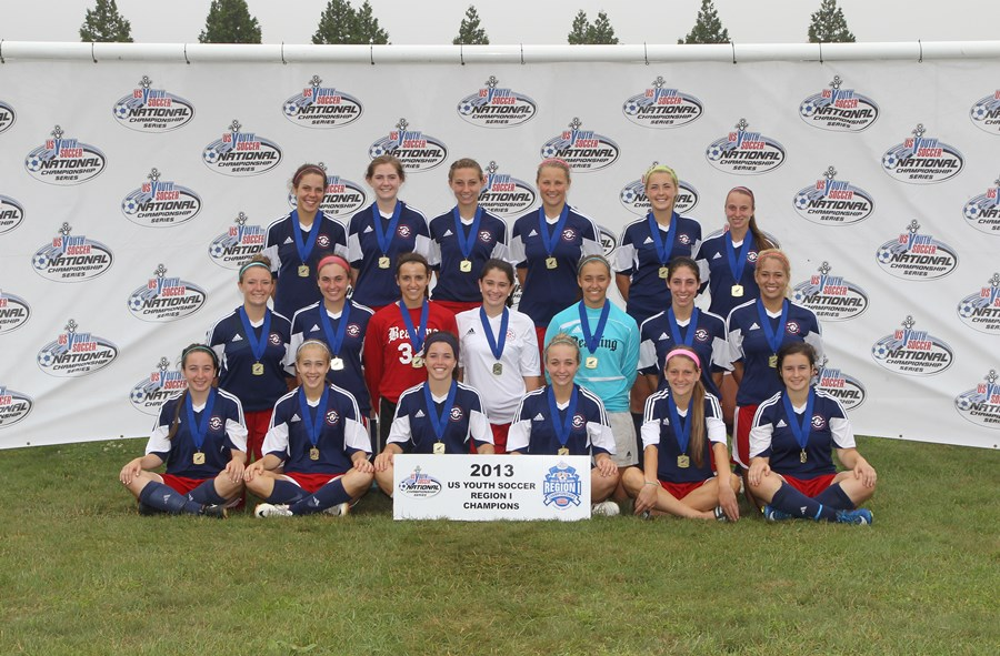 Under-17 Girls, Beadling SC Thunder (PA-W)