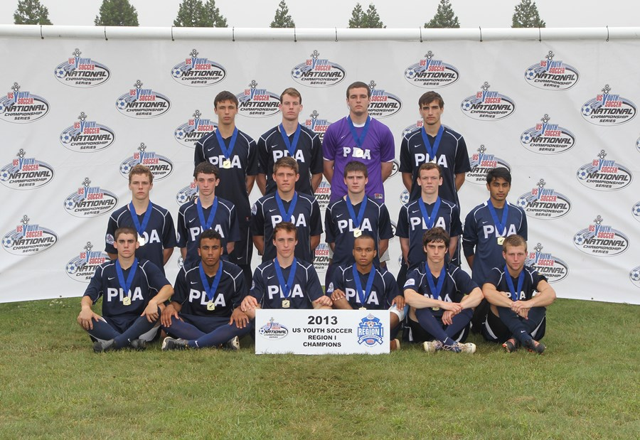 Under-18 Boys, PDA Harkes (NJ)