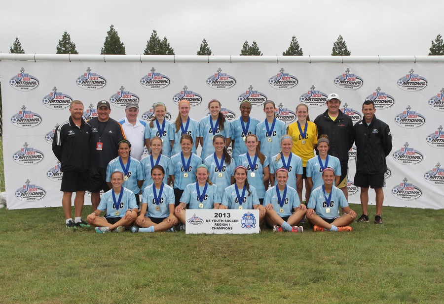 Under-18 Girls, Connecticut FC (CT)