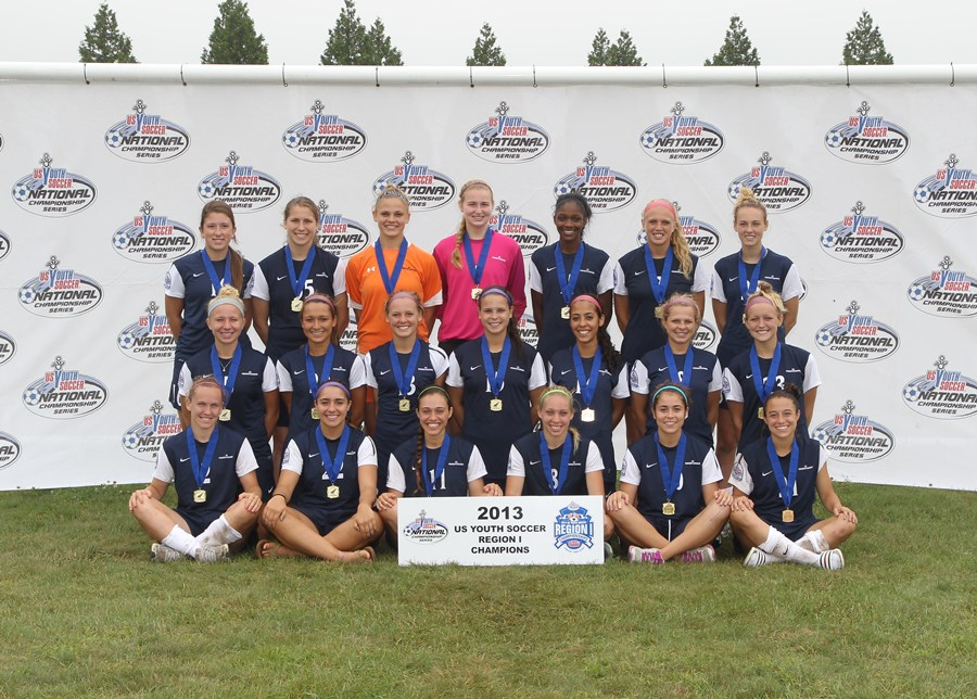 Under-19 Girls, FC Pennsylvania Strikers (PA-E)
