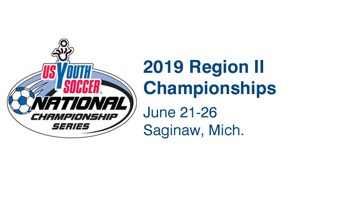 Saginaw, Mich., to host 2019 RII Championships