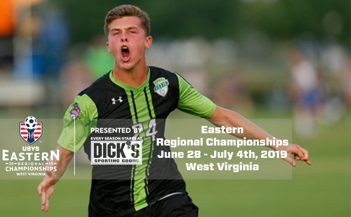 Schedule announced for 2019 Eastern Regionals
