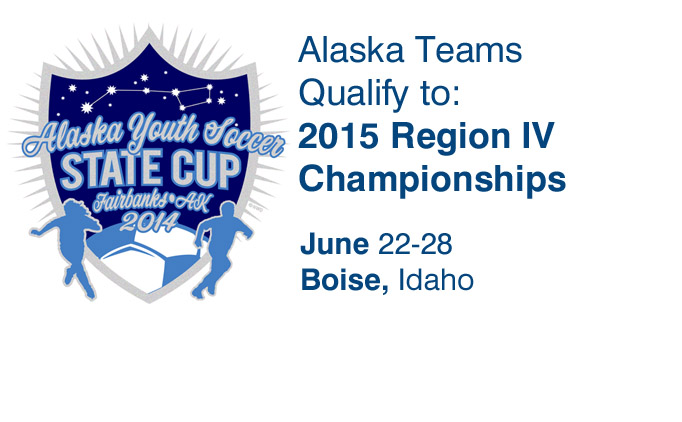 2015 US Youth Soccer Alaska State Cup Champions