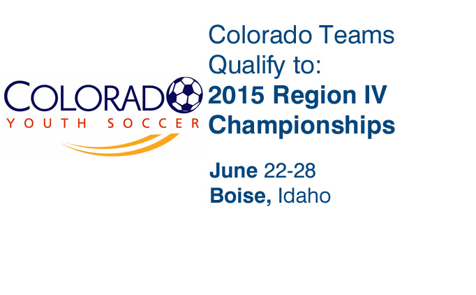 2015 US Youth Soccer Colorado State Cup