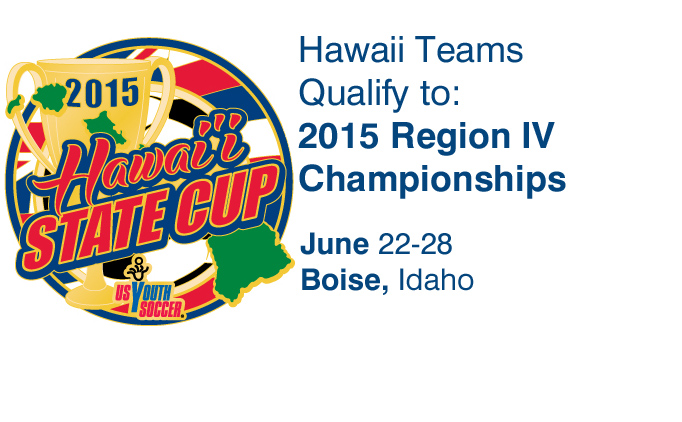 2015 US Youth Soccer Hawaii State Cup Champs