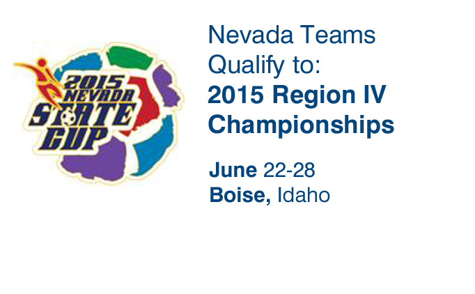 2015 US Youth Soccer Nevada State Cup Champs