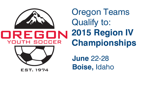 2015 US Youth Soccer Oregon State Cup Champions