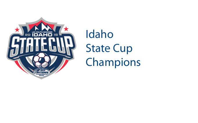 2016 Idaho State Cup Champions
