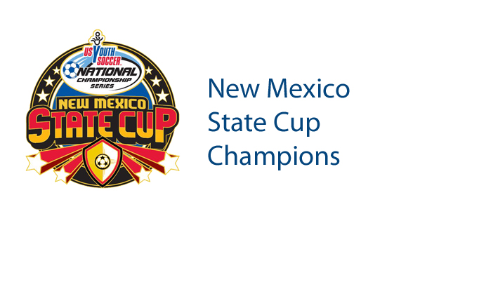 2016 New Mexico State Cup Champions