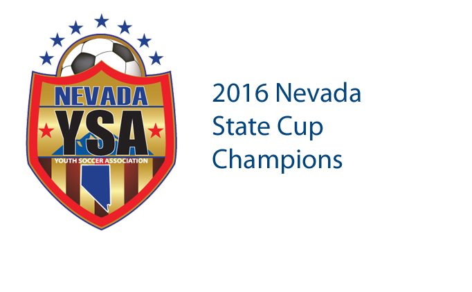 2016 Nevada State Cup Champions