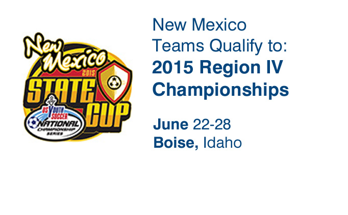 2015 US Youth Soccer New Mexico State Cup Champs