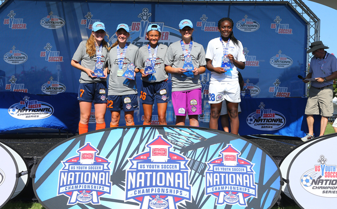 2016 National Championships Best XI Teams Revealed