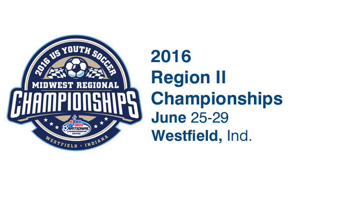 Westfield, Ind., to host 2016 RII Championships