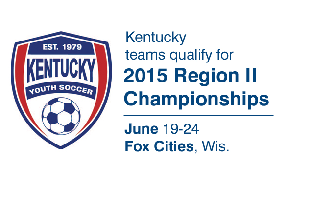 2015 US Youth Soccer Kentucky State Cup Champions