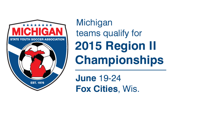 2015 US Youth Soccer Michigan State Cup Champions