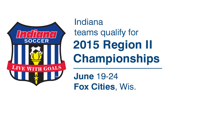 2015 US Youth Soccer Indiana State Cup Champions