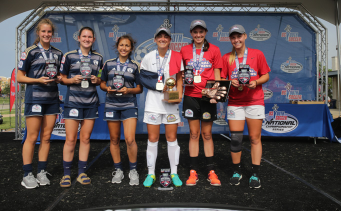 2017 US Youth Soccer National Championships Best XI Teams Announced