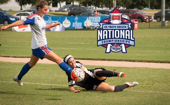 Play begins at the 2016 National Championships