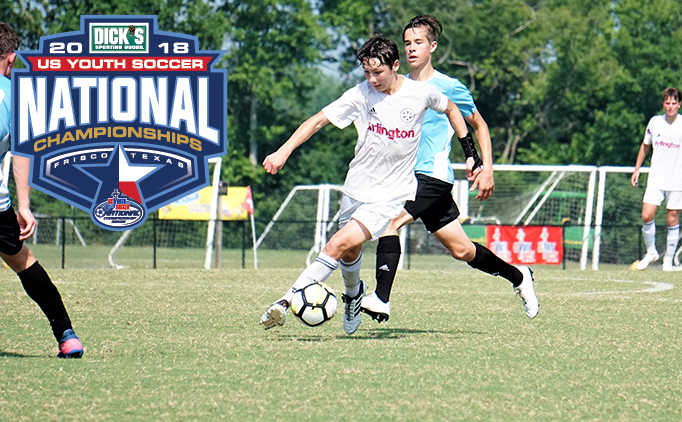 Field of 96 teams set for National Championships