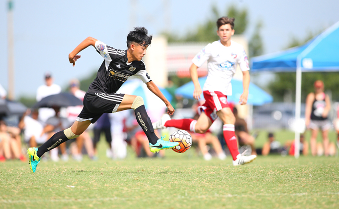 U18B FC Golden State advances with 2-2 draw