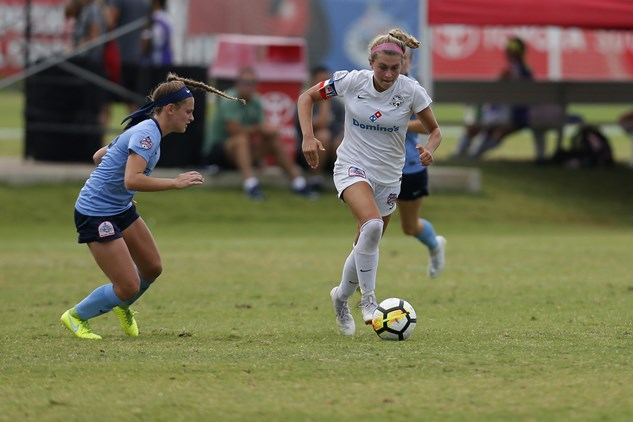 FCKC Keeps Fighting, Advances to 17U Girls Final