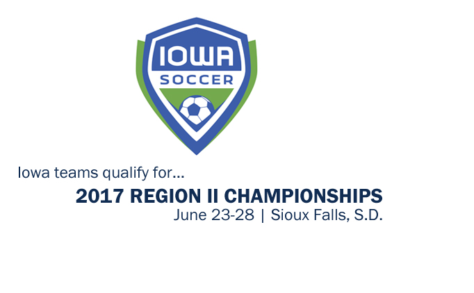 Iowa Teams Advance to Region II Championships