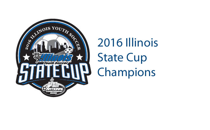 2016 Illinois State Cup Champions