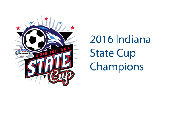 2016 Indiana State Cup Champions