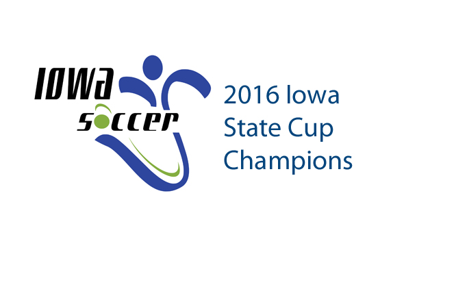 2016 Iowa State Cup Champions