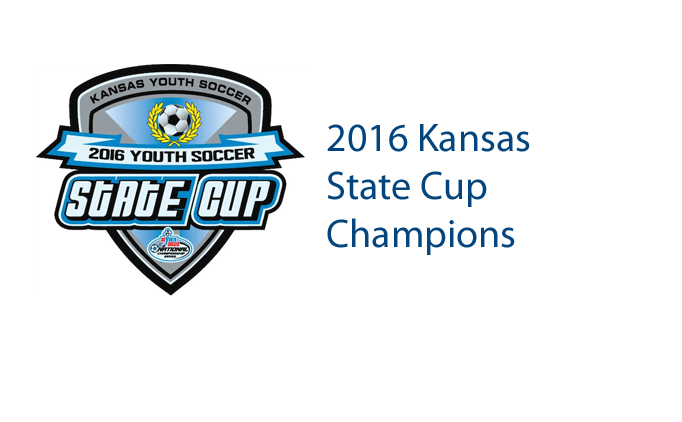2016 Kansas State Cup Champions