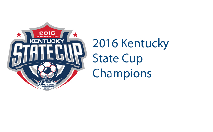 2016 Kentucky State Cup Champions